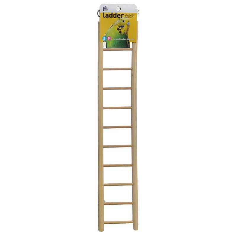 Prevue Birdie Basics Ladder 11 Rung Ladder - Pack of 6